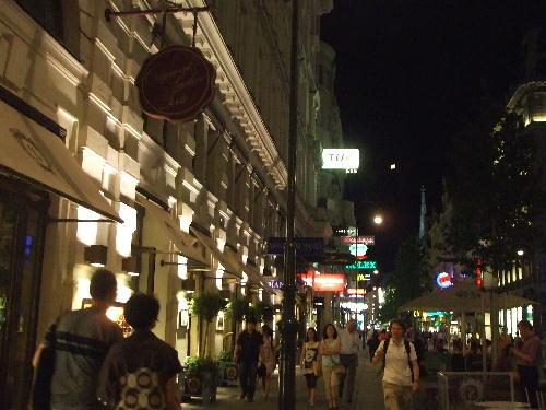 ケルントナー通り