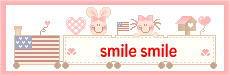 smile smileバーナー