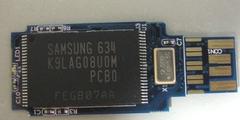 InnoDisk GUF-2GK - K9LAG08U0M-PCB0 使用