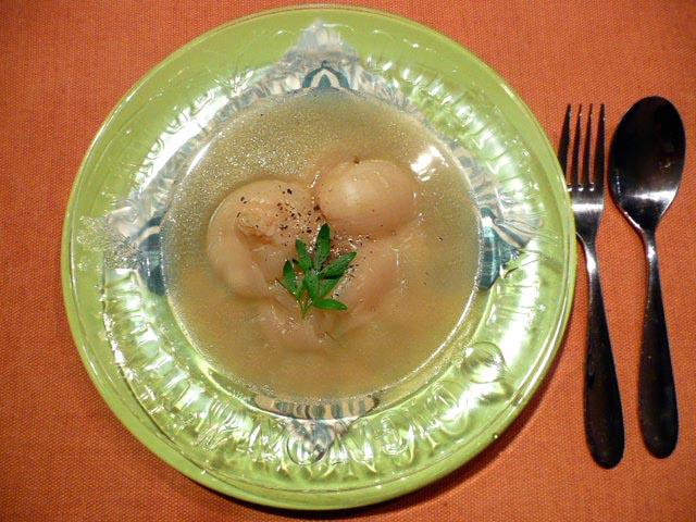 タマネギスープ
