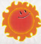 有限会社太陽シンボルマーク