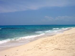 長間浜ビーチ