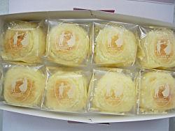 スナッフルスのチーズオムレット