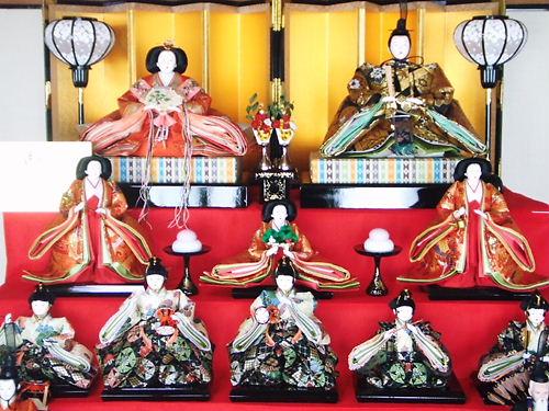京飾りです!