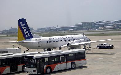 旧_高松空港とYS-11の思い出 | 婆裟羅砦のブログ - 楽天ブログ