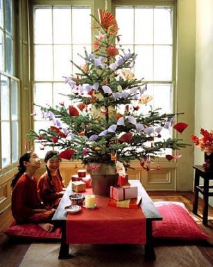 マーサのクリスマス・ツリーのアイデア ちょっとモダンなカントリー 楽天ブログ