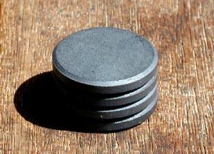 100円ショップの磁石