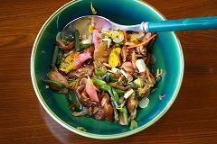 山菜の珍味漬け