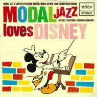Modal Jazz Loves Disney