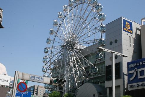 080809熱田神宮1(観覧車)