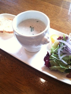 イタリアンダイニング & カクテル セプドール ST. 前菜 スープ