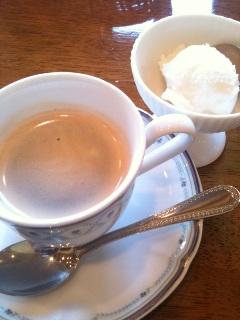 イタリアンダイニング & カクテル セプドール ST. コーヒー デザート