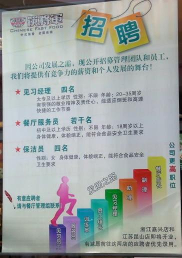 求人広告@上海