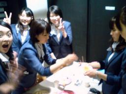 誕生祝@福岡