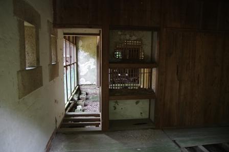 将校達の部屋