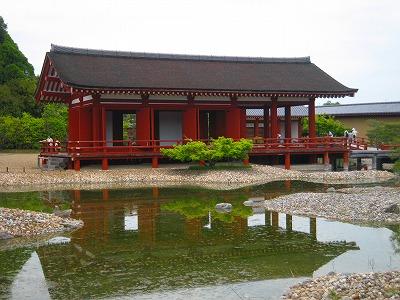 平城宮跡東院庭園