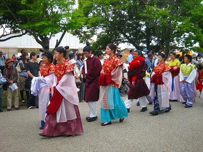 平城宮跡パレード