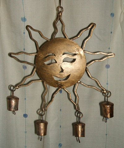 家の中の太陽