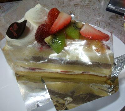 MIHOのケーキ