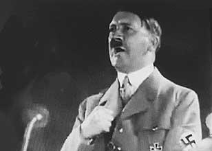 ヒトラーの演説