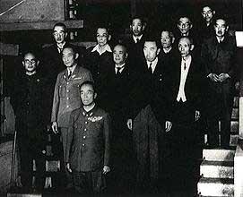 東久邇内閣
