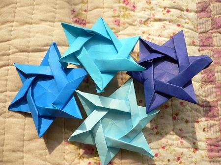 クリスマス 折り紙 折り紙 星 : plaza.rakuten.co.jp