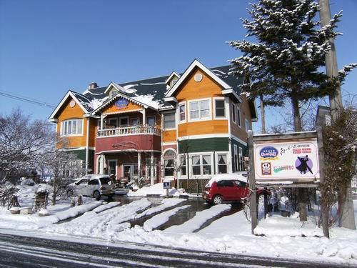今年一番の大雪です