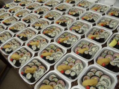 Maki-zushi Set