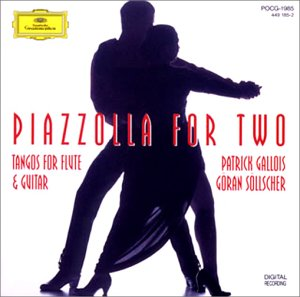 piazzolla for two