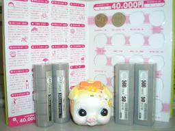 500円玉462枚