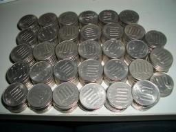 100円玉325枚