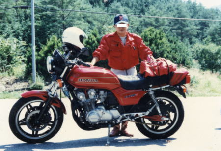 HONDA CB750FB