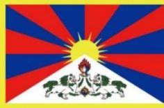 チベット旗極小