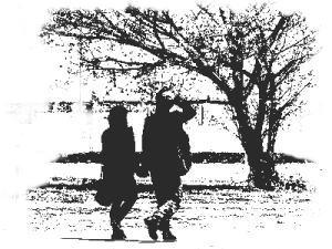 モノクロの恋人たち