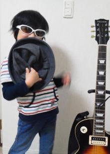 ギターとioio2