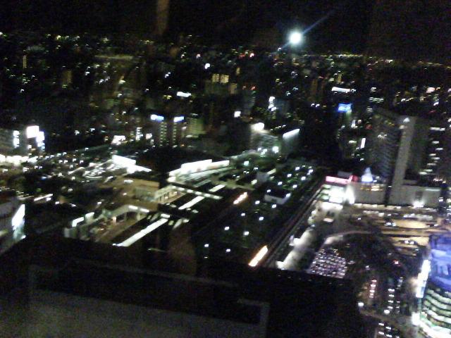 仙台の夜景1
