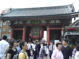 浅草 雷門