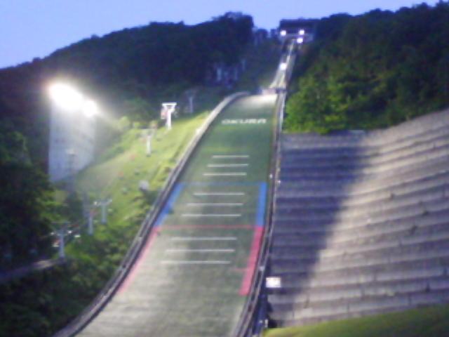 大倉山 ラージヒル ジャンプ台