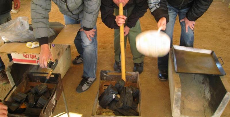ゆめ牧場BBQツー2008-7