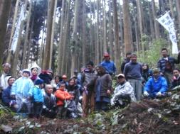 森林見学会1