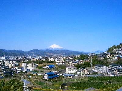 4/3 県大からの富士山2