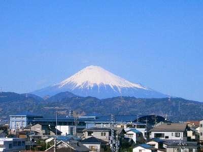 4/3の富士山1