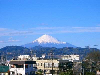 4/21の富士山2