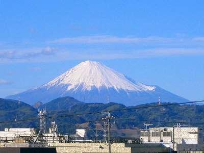 4/21の富士山1