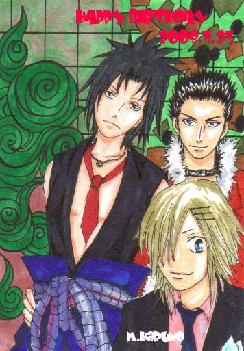 4ページ目の Naruto関連 夜空に輝く一番星 楽天ブログ