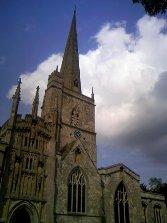 バーフォード教会