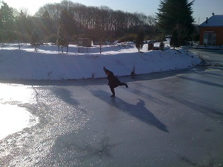 池スケート