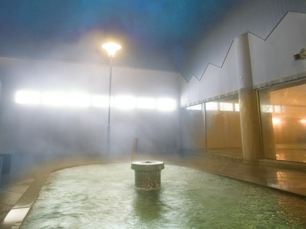 APPI温泉パティオ 露天風呂