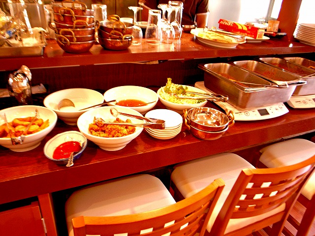 【画像】ネパール・インド料理ゴルカでランチバイキング ...