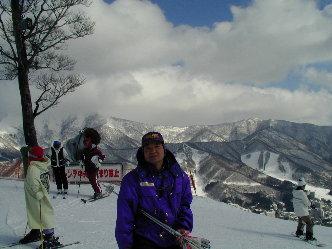 skiのおじさん
